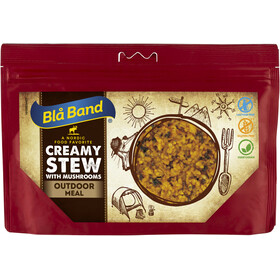Blå Band Outdoor Pasto pronto, Creamy Stew with Mushrooms